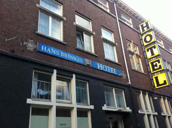 brinker hotel