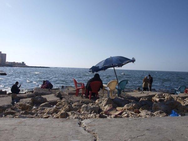 Alexandria Hafen