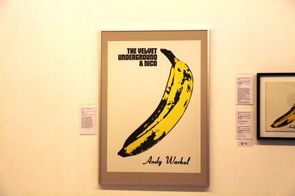 warhol banane