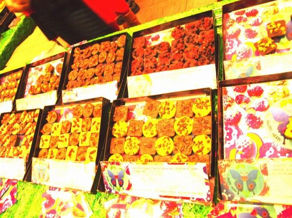 RawFood Süßkram - lecker, aber teuer!