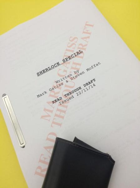 sherlock xmas special script