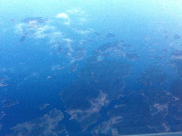 Der Stockholmer Schärengarten besteht aus sage und schreibe 30.000 (!!!) Inseln