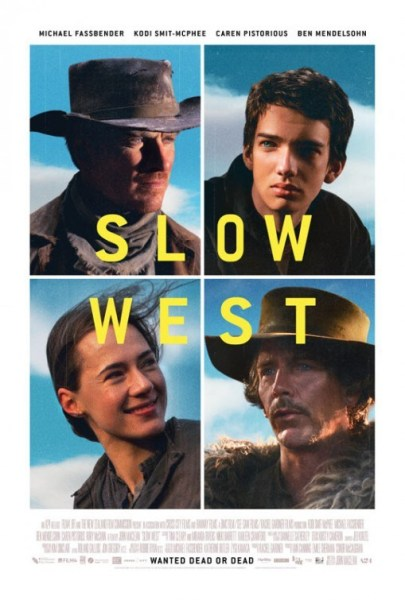 Slow West Filmplakat