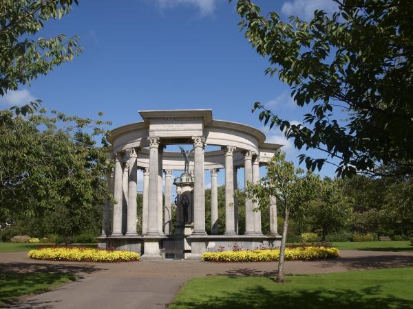 memorial Cardiff