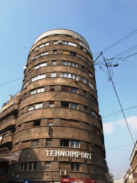 Hässliche Wohnhäuser...